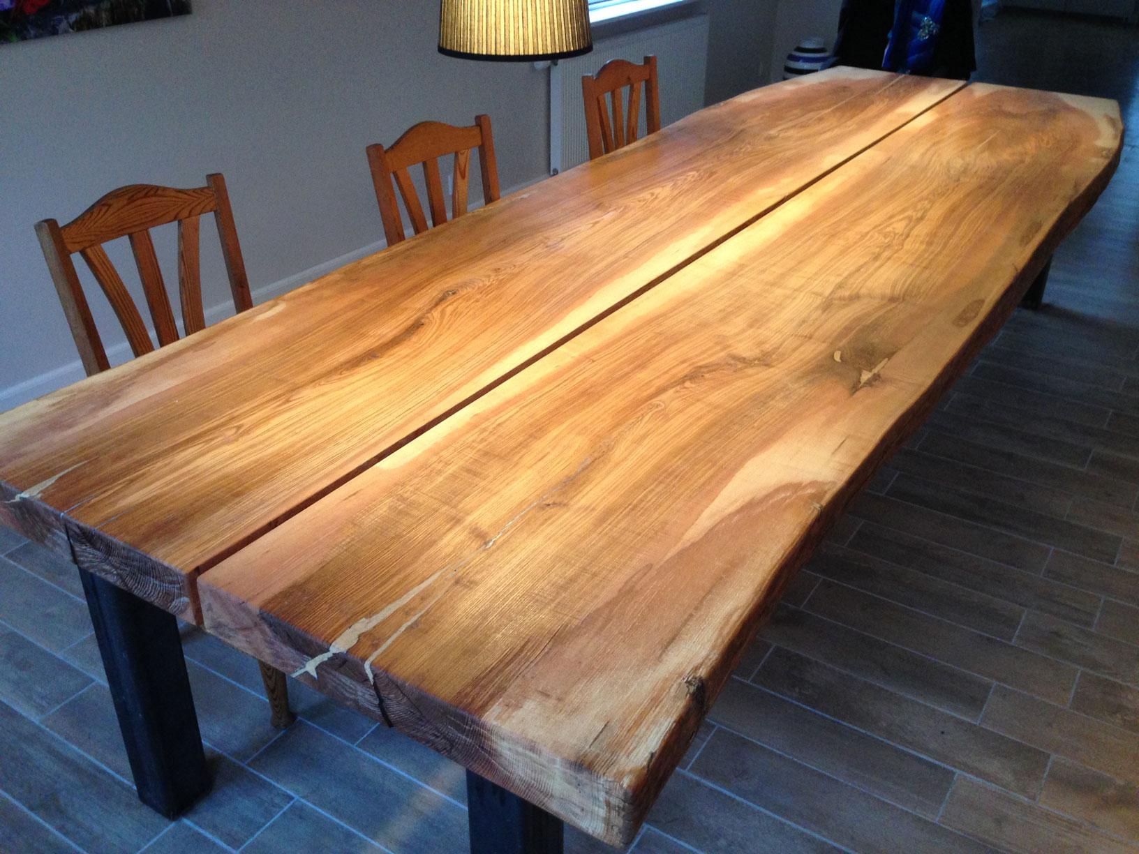 Plankebord i Ask